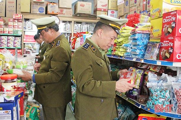 TP Hà Tĩnh chủ động kiểm soát 6 nhóm hàng hoá thiết yếu phục vụ Tết