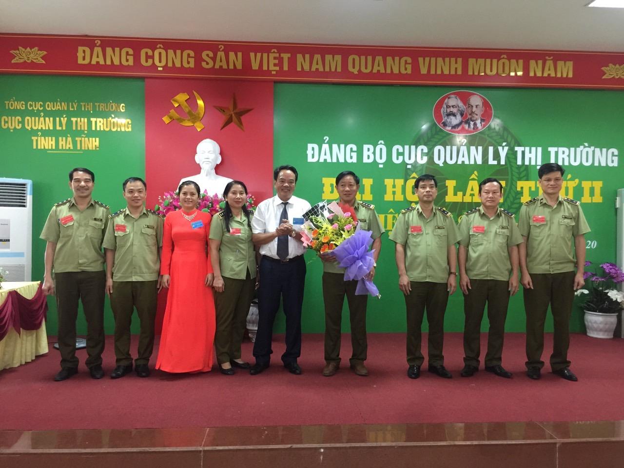 Hà Tĩnh long trọng tổ chức Đại hội Đảng bộ Cục nhiệm kỳ 2020-2025